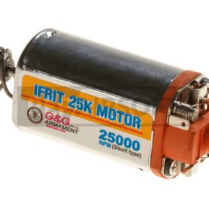 25000 RPM torque motor short type