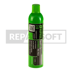 NP 2.0 Premium Green Gas 600ml