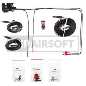 Titan V2 Advanced Set Rear Wired