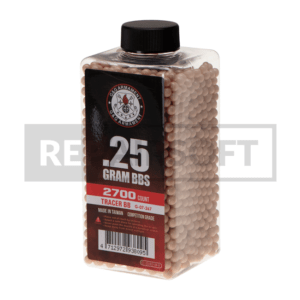 0.25g Tracer BB 2700rds